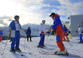 Ski Lessons for Teens and Adults - All Levels