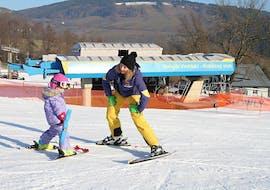 Privé skilessen voor kinderen voor alle niveaus met Snowschool Vrchlabí