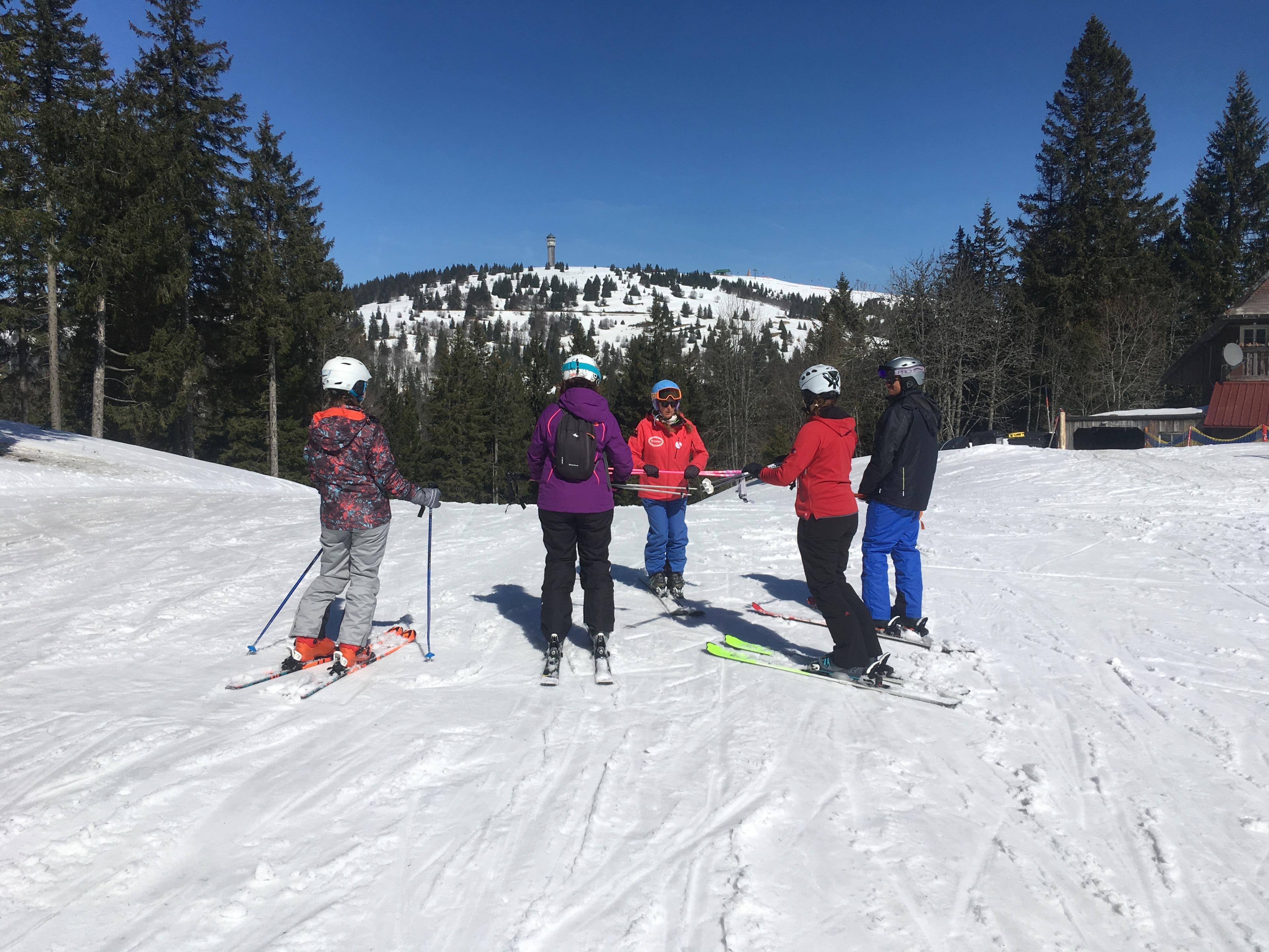 Cours particulier de ski Adultes dès 3 ans pour Tous niveaux
