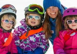 Bambini Kinder-Skikurs (3-5 Jahre) für Anfänger