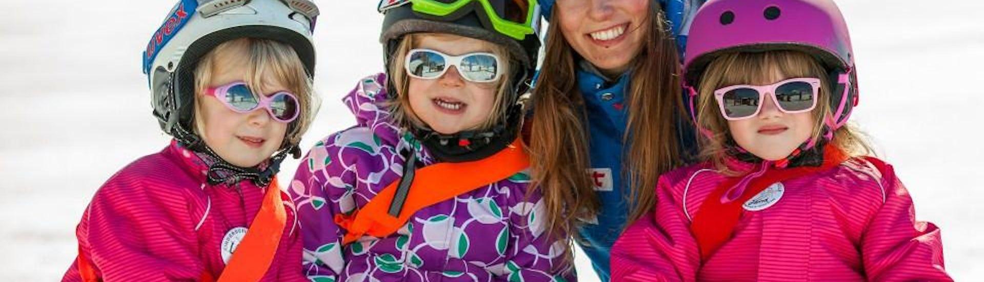 "Ski Lessons ""Bambini"" (3-5 years) - Beginner"