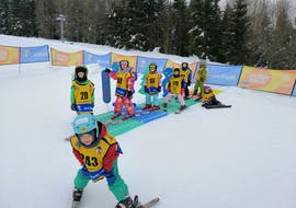 Ski Instructor Private for Toddlers (1- 3 years) - Beginner