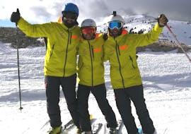 Profesor Privado de Esqui para Adultos - Todos los Niveles