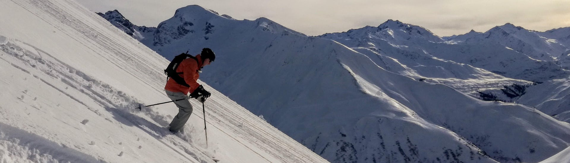 Freeriding private lessons