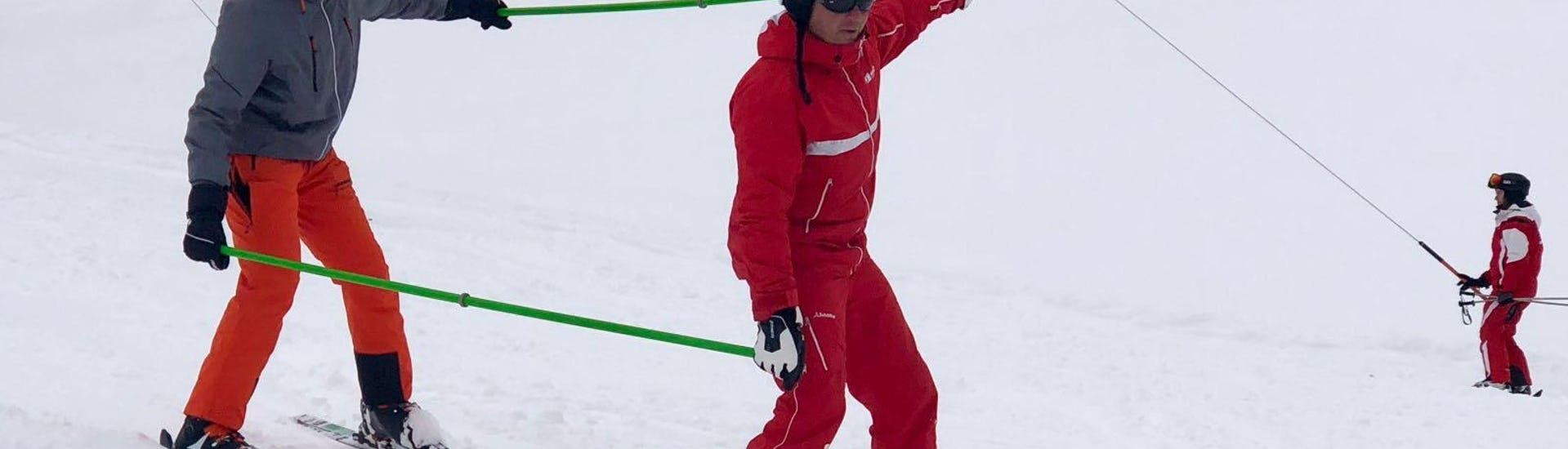 Ski Lessons for Adults - First Timer