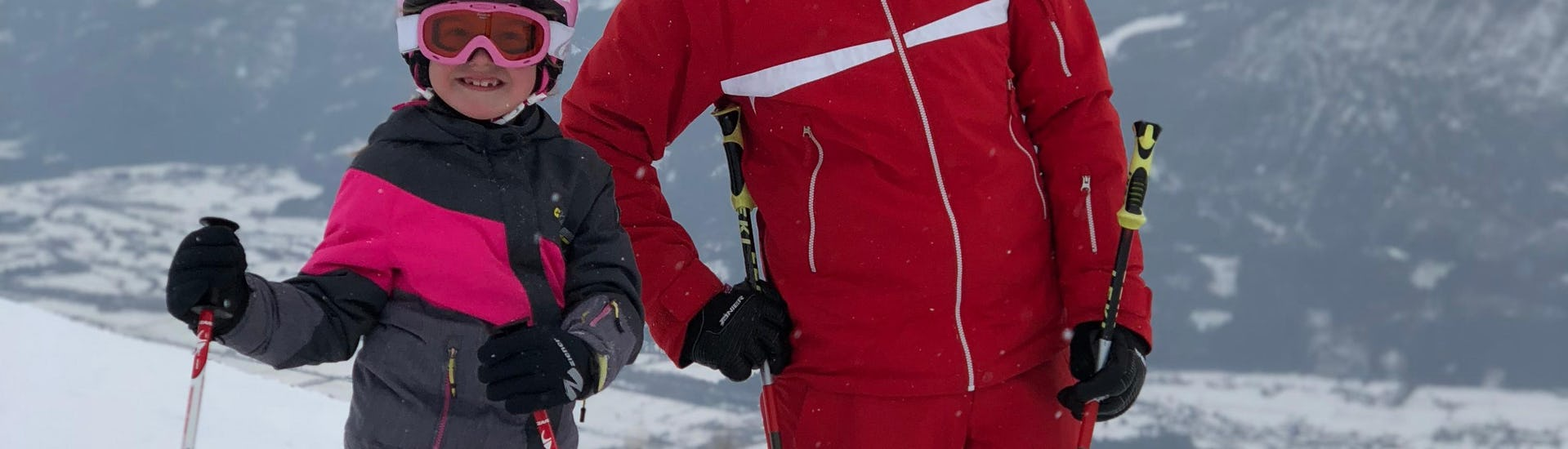 Ski Instructor Private  - All Ages