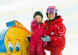 "Ski Lessons ""Bambini"" (2-3 years) - Beginners, max.4 pers"