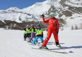 "Ski Lessons for Kids ""Minis"" (4-6 years)"