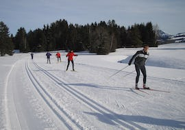 Cross-country Skiing Lessons (from 7 years)