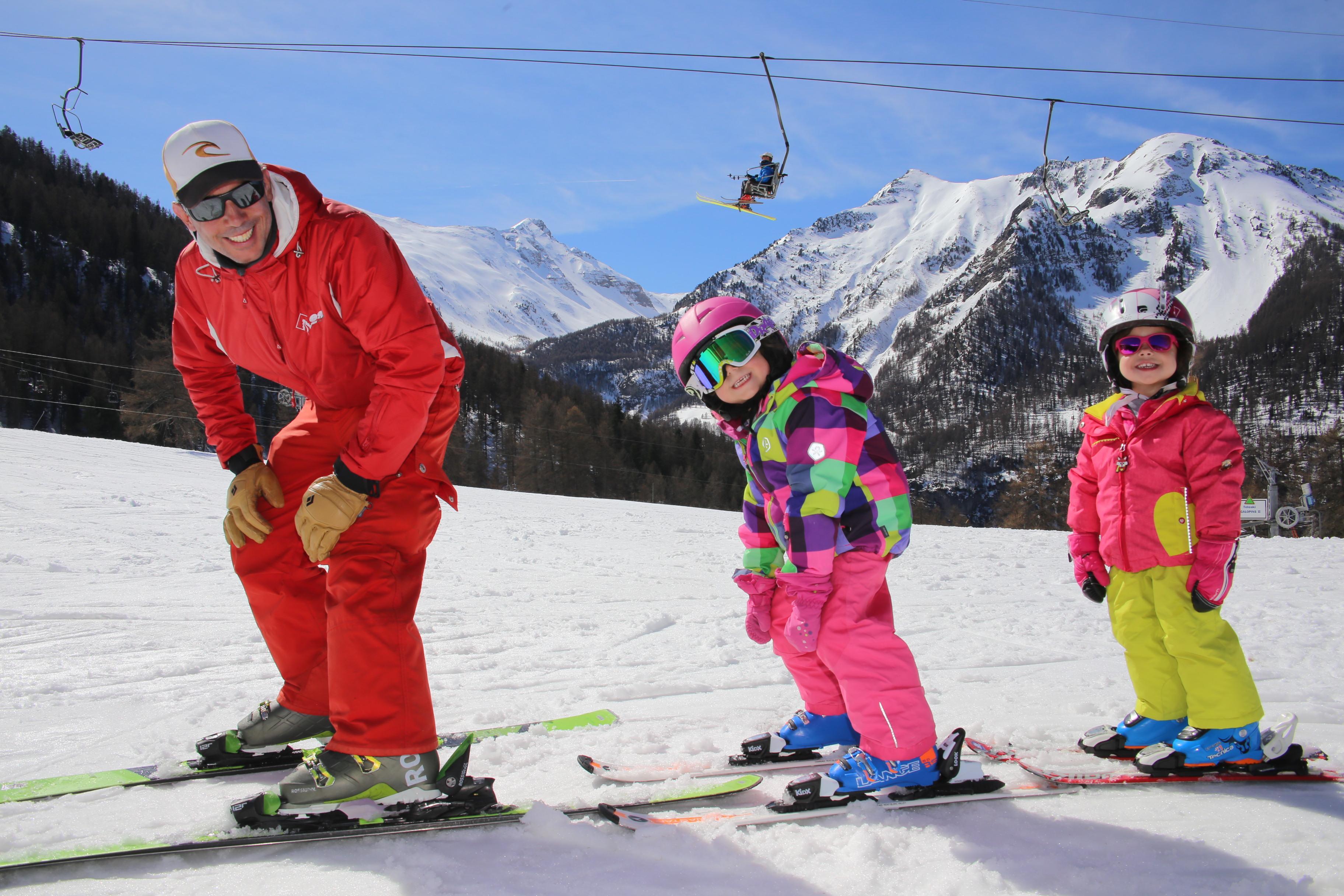 Cours de ski Enfants (6-13 ans) - Basse saison