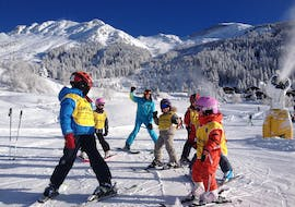 "Kids Ski Lessons ""6 Max"" (from 6 y.) for All Levels"