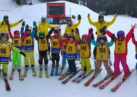Ski Lessons for Kids (4-12 years) - Full Day - Beginner