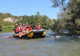 "Soft Rafting ""Fließender Rhein"" - Rhein"