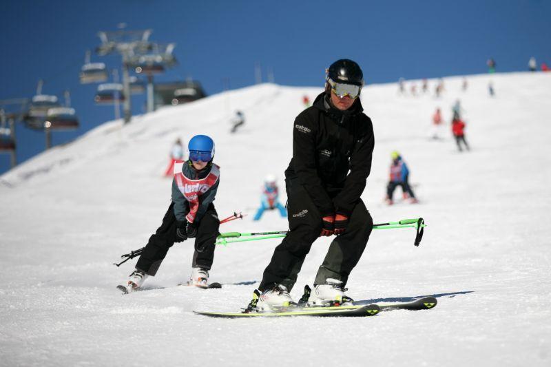 Cours particulier de ski Enfants pour Tous niveaux