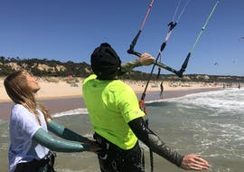 Private Kitesurfing Lesson - All Levels