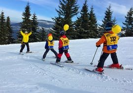 Ski Lessons for Kids (4-12 years) - All-in-One - Half Day
