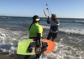 Kitesurfing Guide for Advanced - Costa da Caparica