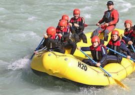 Rafting facile à Ried im Oberinntal - Inn