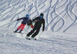 Leçons de ski privées pour enfants - Intermédiaire/Avancé avec Ski school Ski Zenit Saas-Fee