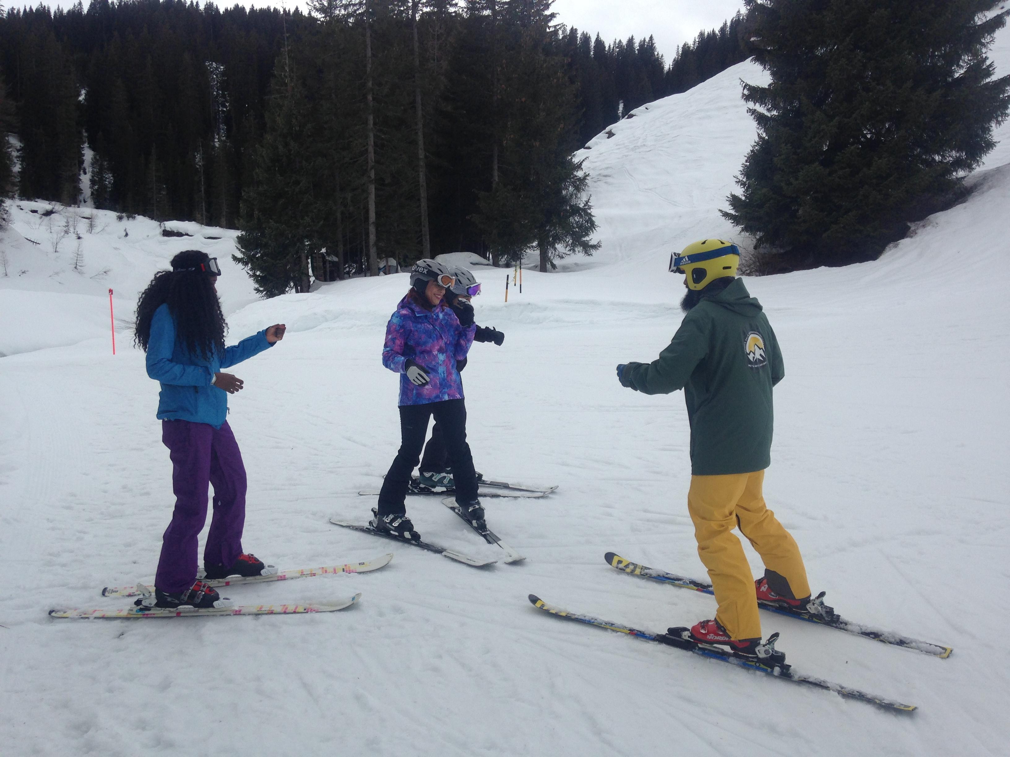 Cours de ski Adultes dès 7 ans - Premier cours