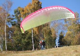 "Tandem Paragliding ""Like a Virgin"" - Cà del Monte"