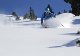 Freeriding/Deep-snow Skiing Private for Adults – All Levels