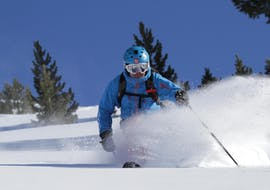 Private Off-Piste Skiing Lessons for All Levels