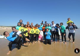 Surfing Lessons for Kids (3-6 years) - All Levels