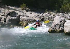 """Kayak """"Adventure"""" 20km - Var"""