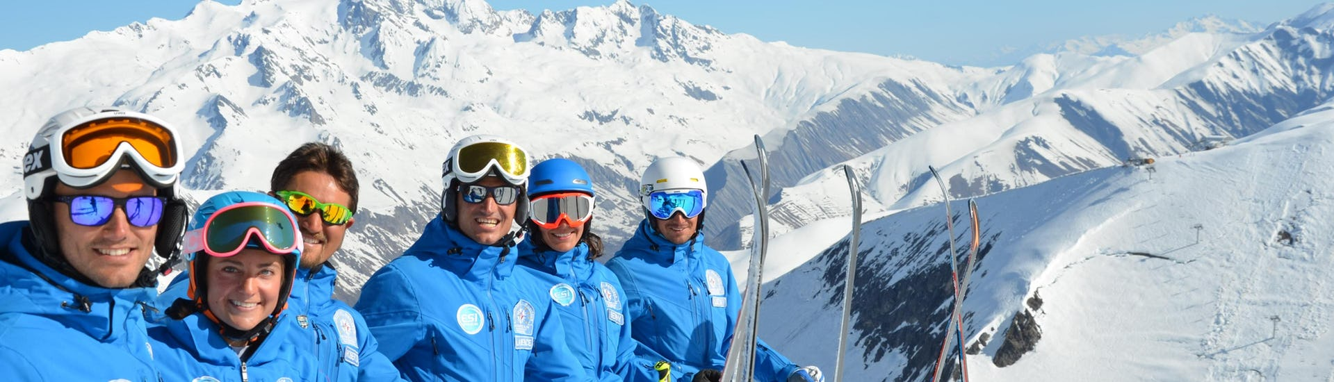 Ski Lessons for Teens & Adults - Morning
