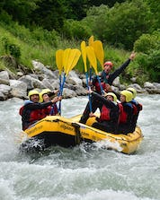 Rafting & Canyoning Interlaken (c) Tourism Interlaken