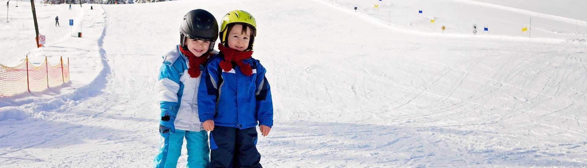 Introductory Kids Ski Lessons  (from 8 years)