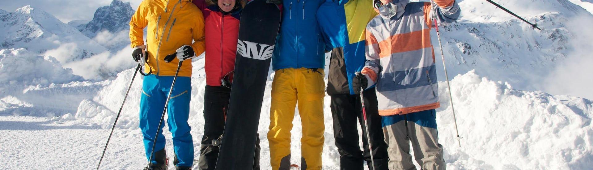 Schnupperkurs Ski Alpin für Erwachsene