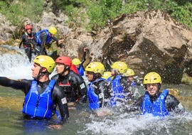 Canyoning ''Extreme''- Cetina River incl.Transfer from Split