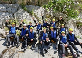 Canyoning ''Basic'' - Cetina River incl. Transfer from Split