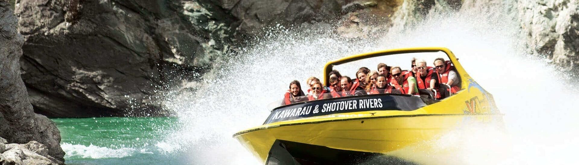 Guests are experiencing that their Jet Boat Ride and Time Tripper Combo in Queenstown with KJet Queenstown is full of thrills and adrenaline.