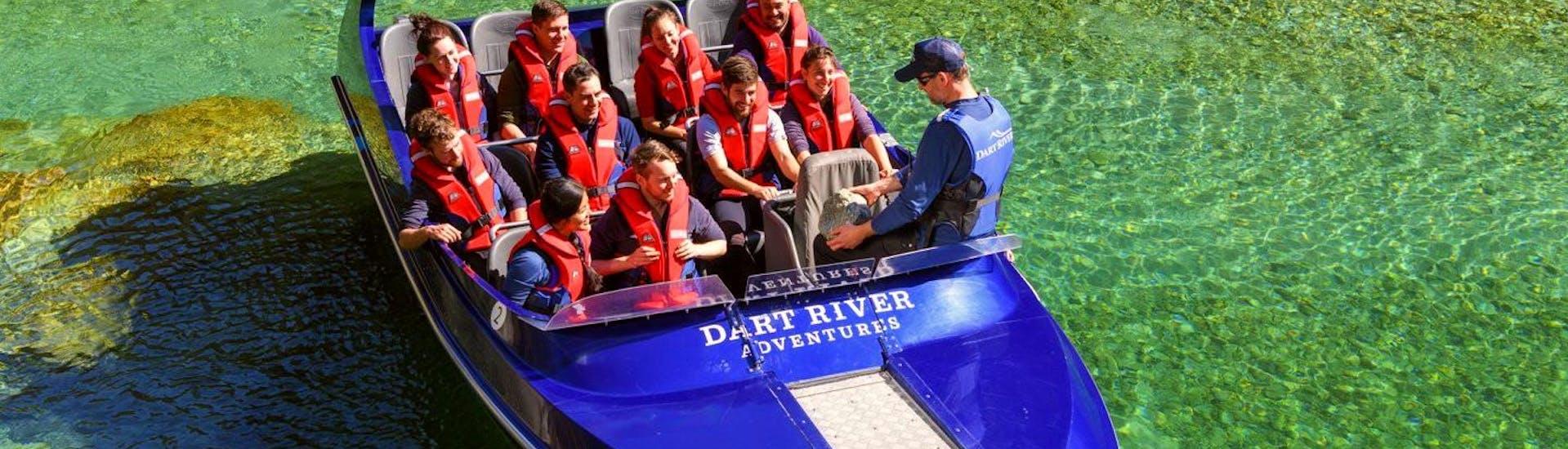 Jet Boat & Kayak in Glenorchy - Queenstown Transfer