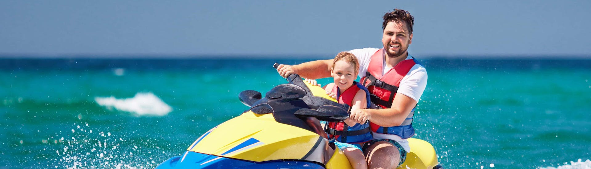 Jet ski & other water sports (c) Shutterstock