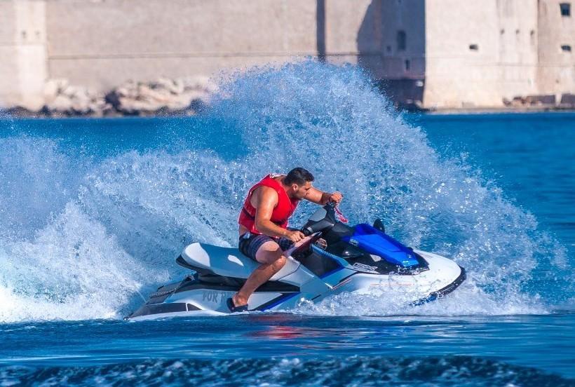 Jet Ski Hire from Lapad