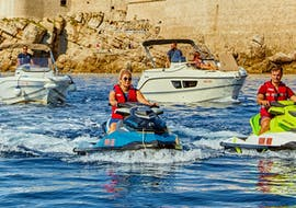 Jetskiën in Dubrovnik met Gari Transfer Dubrovnik