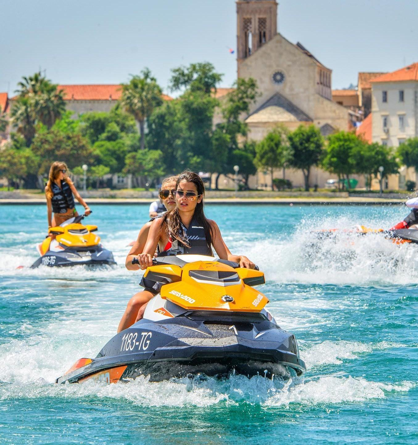 Jet Ski in Trogir