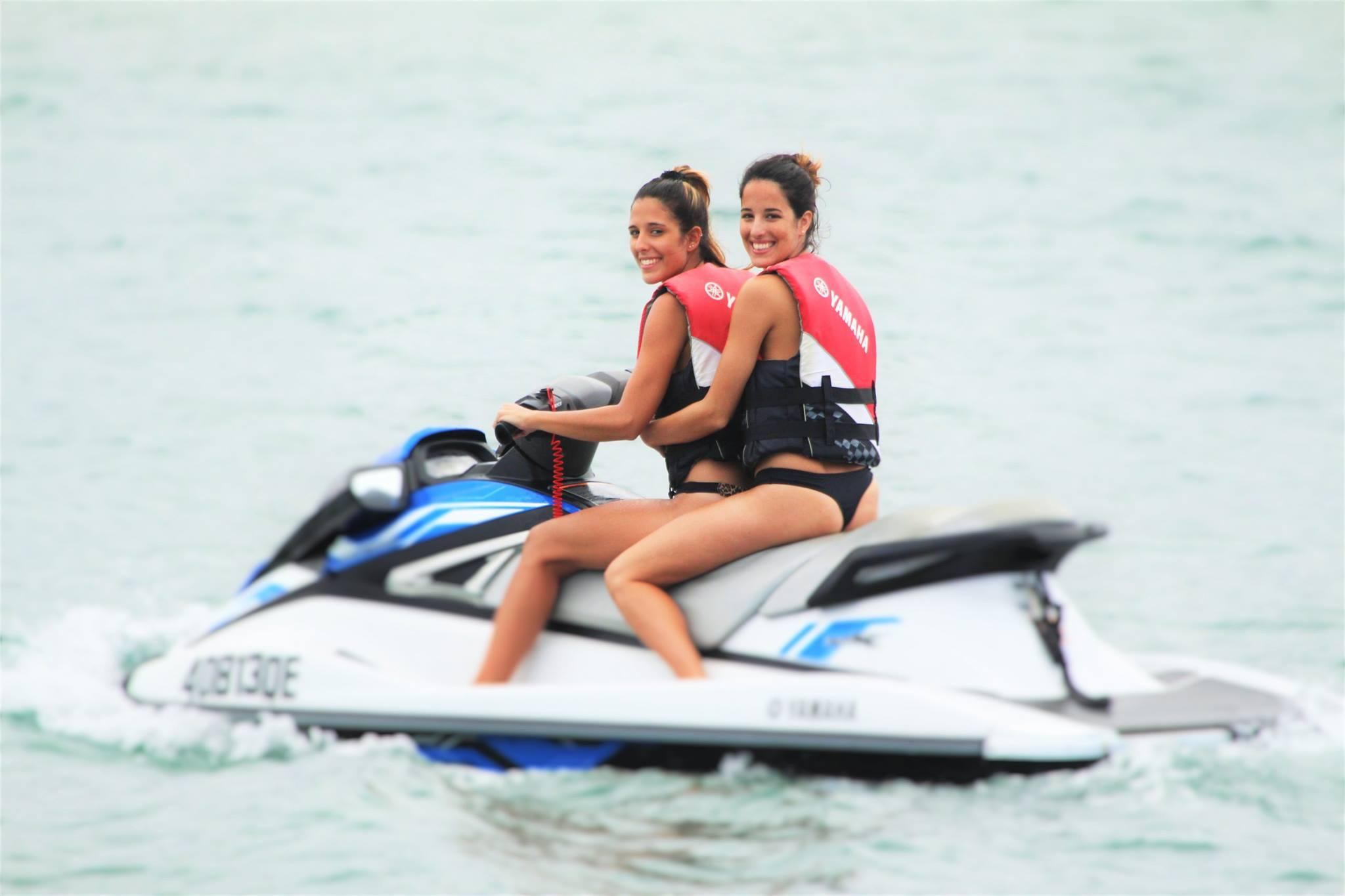 Moto d'acqua a Main Beach - Gold Coast