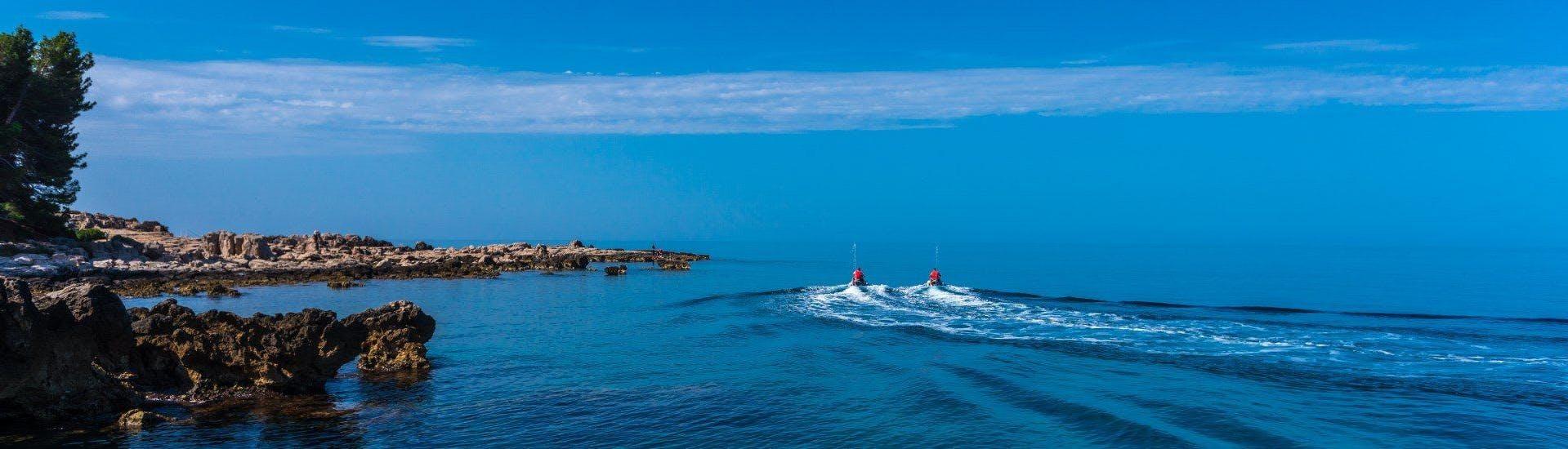 Jet Ski Safari from Lapad to Elaphite Islands