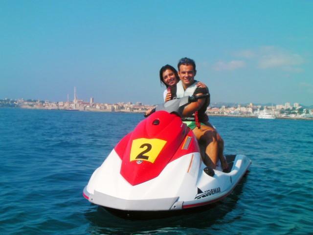 Jet Ski Safari around Nice incl. Maeterlinck Palace