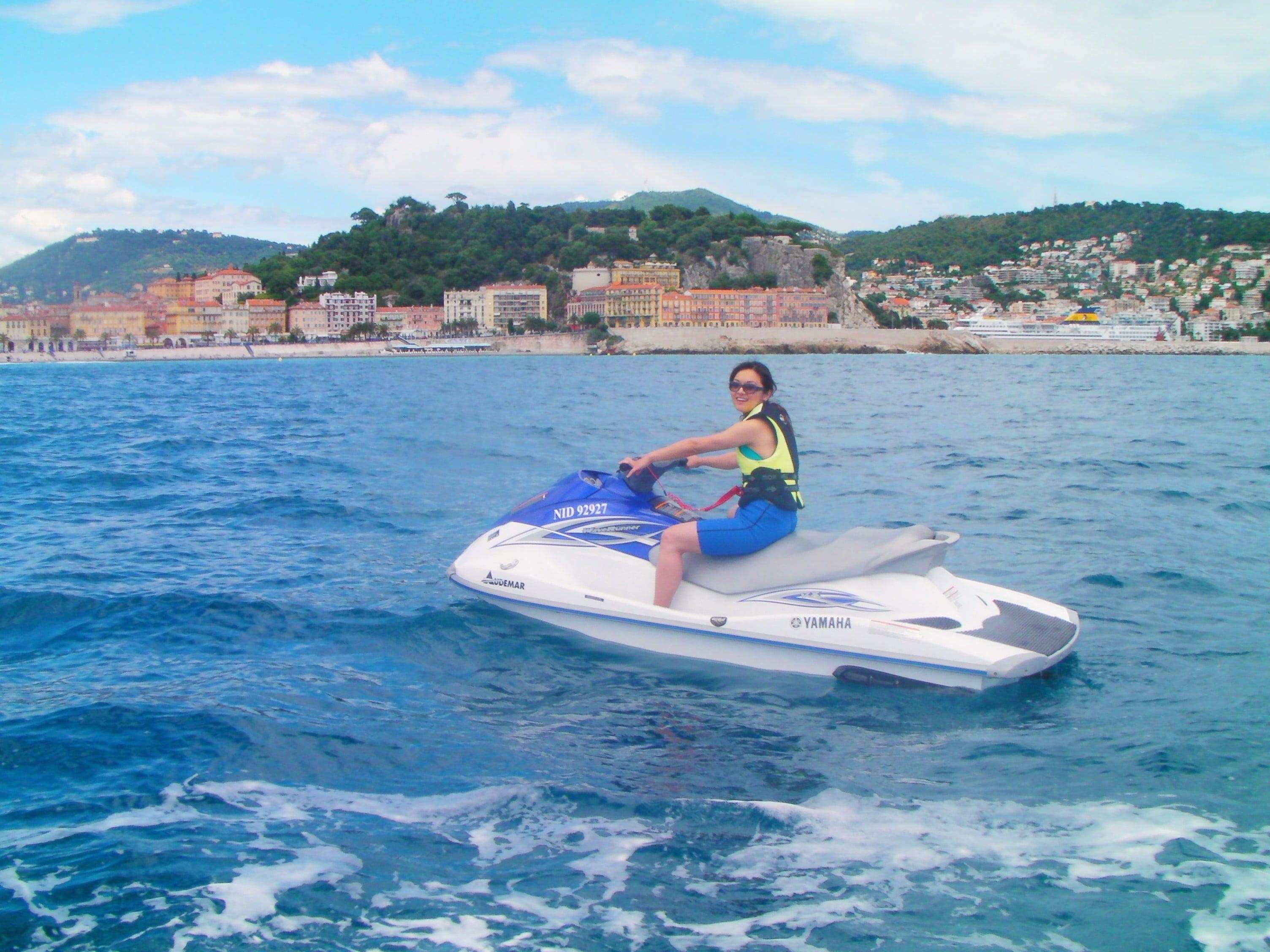 Jet Ski Safari from Nice to Monaco