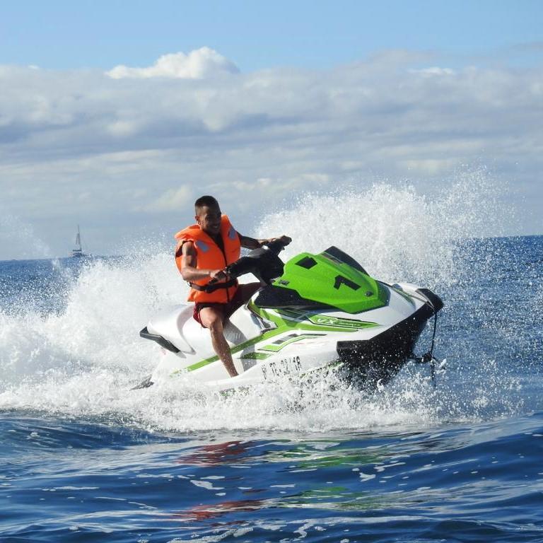 Jet Ski Safari to Paraiso Beach & La Caleta