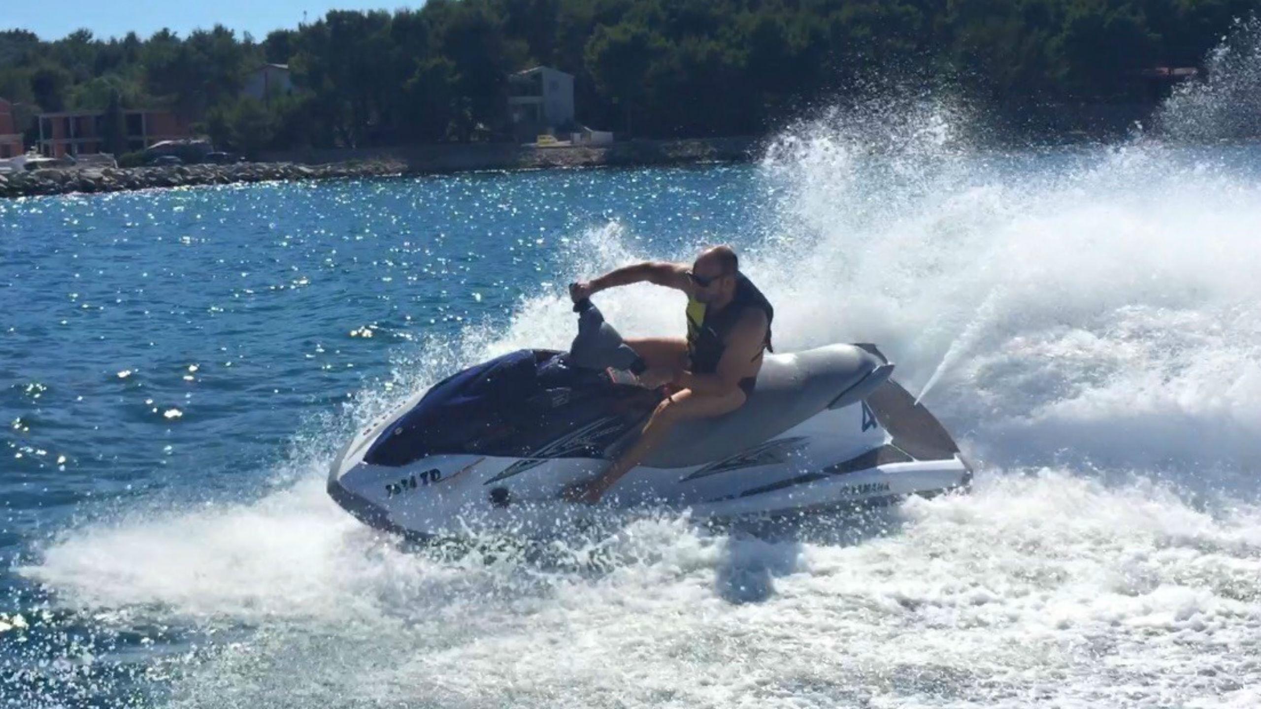 Jet Ski Tour in Zadar - Safari