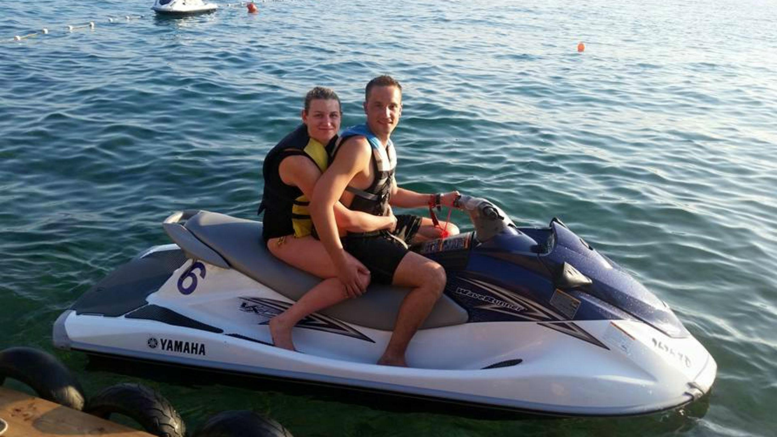 Jet Ski Tour in Zadar - Sunset