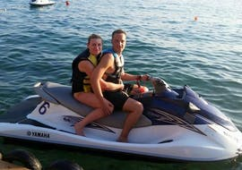 Jetskiën in Zadar met Rent a Jet Ski Kolovare Beach