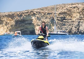 Jet Ski Tour to the Islands of Comino & Gozo